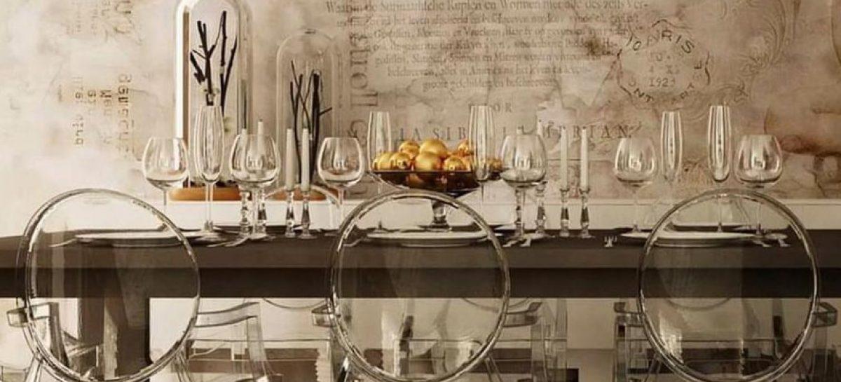 Sedie trasparenti di design per cucina: L\'iconica Louis Ghost di Kartell