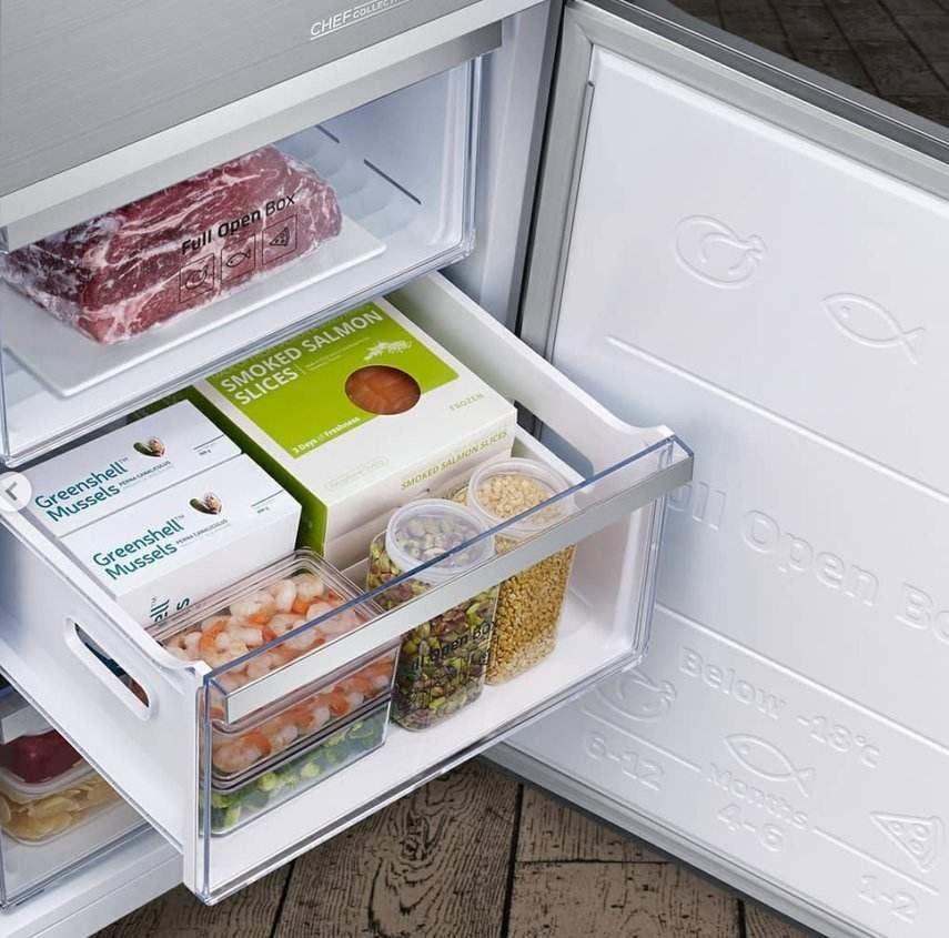 Freezer Samsung 2018