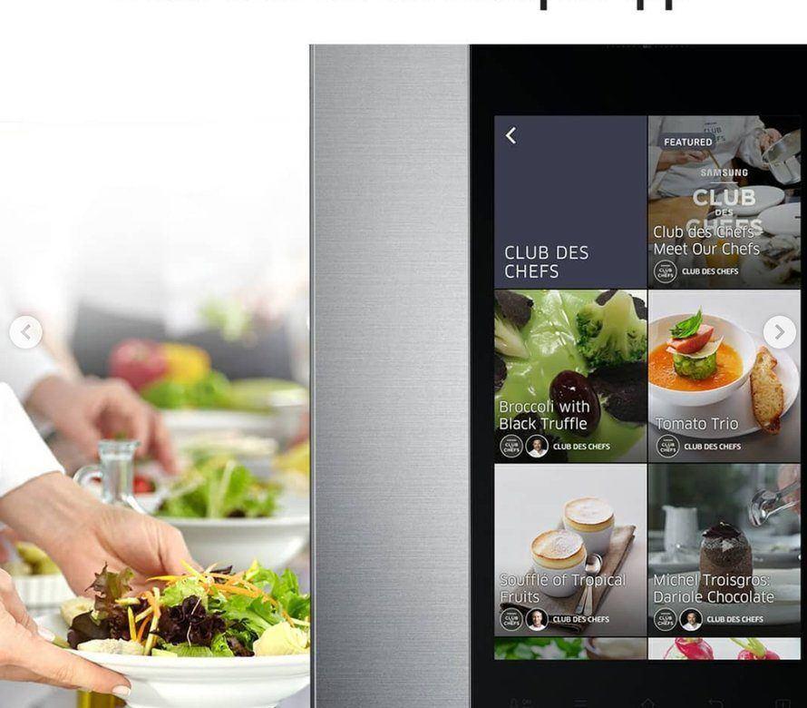 Samsung frigo smart 2018