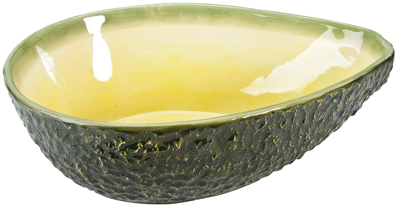 coppa cucina a forma di avocado