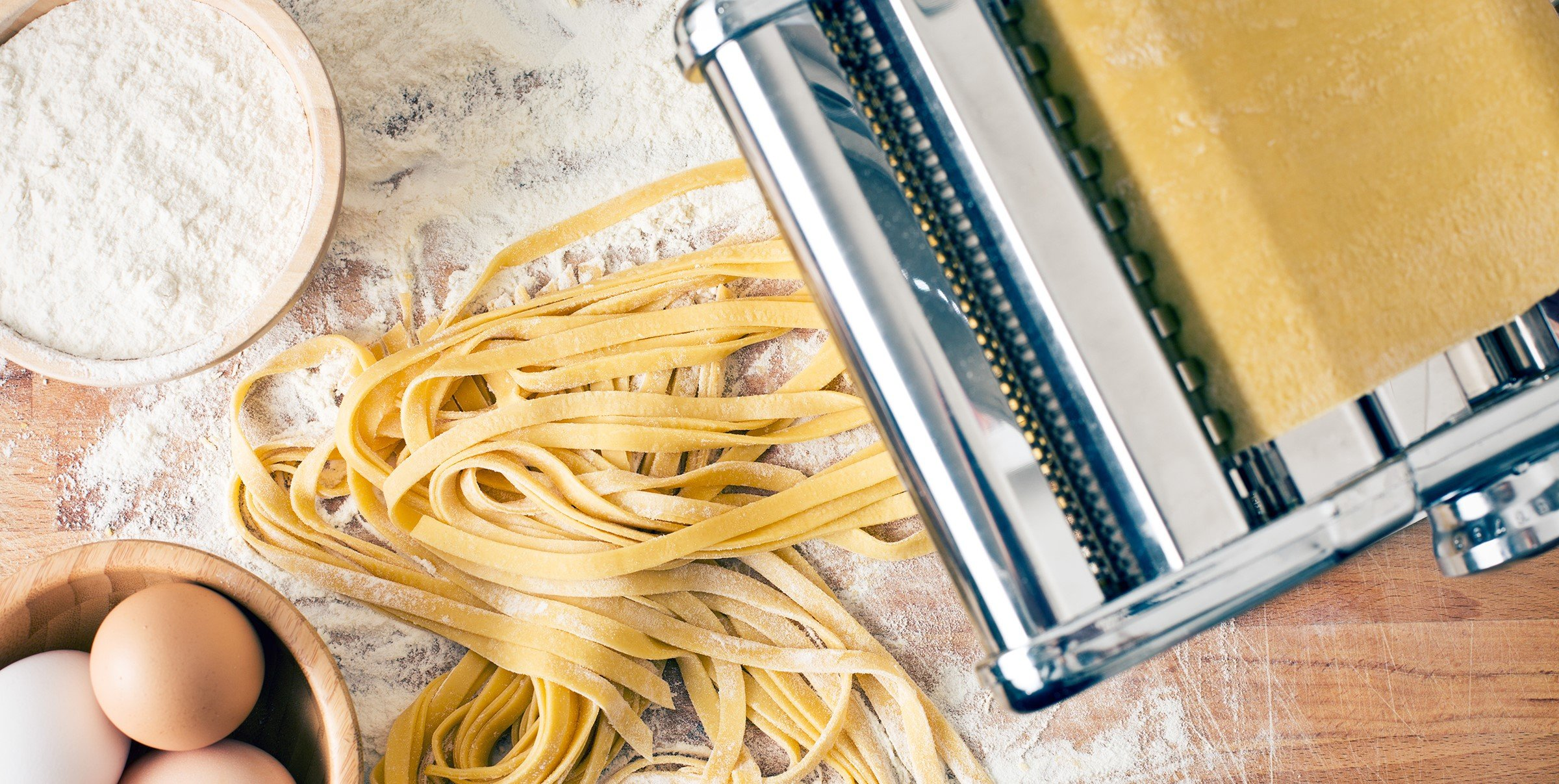 Macchina Atlas per stendere la pasta