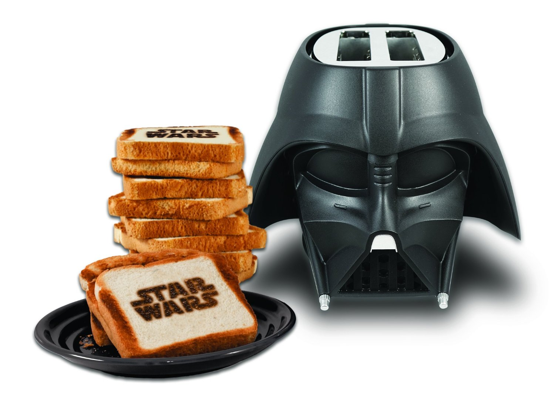 tostapane di Star Wars Darth Vader