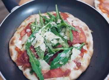 Pizza in padella velocissima