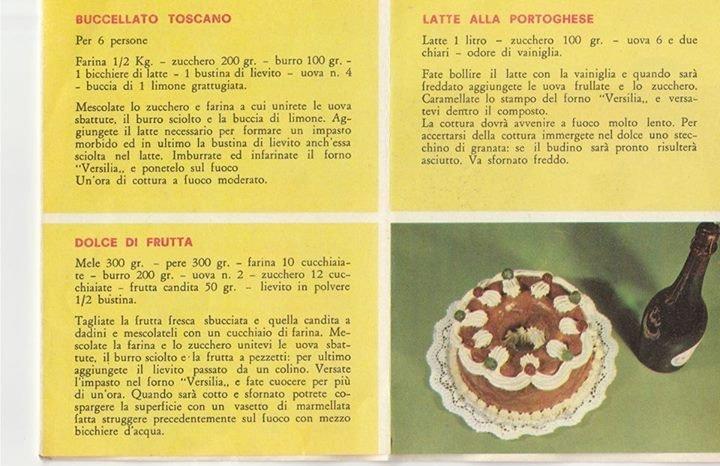 Ricette Pentola fornetto originale