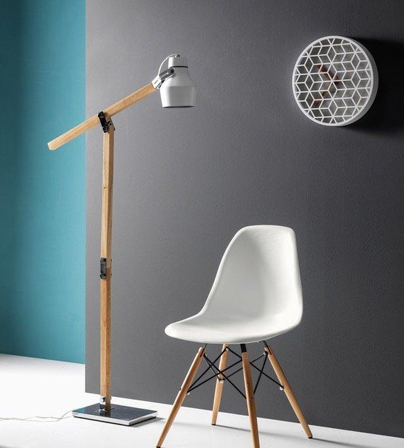 sedia Noemi di Stosa replica Charles Eames