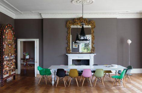 Sedie per la cucina: Le sedie Eiffel di Charles Eames