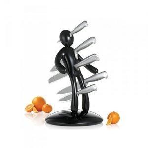 Omino Voodoo coltelli