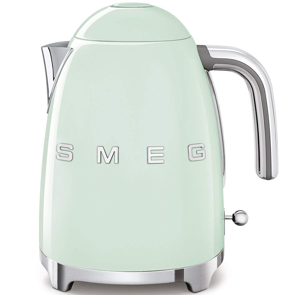 Bollitore SMEG anni 50 verde acqua