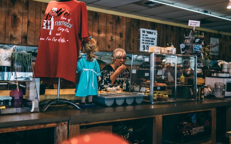Twin Peaks Tweede's Cafè