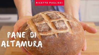 Ricetta del pane di Altamura fatto in casa