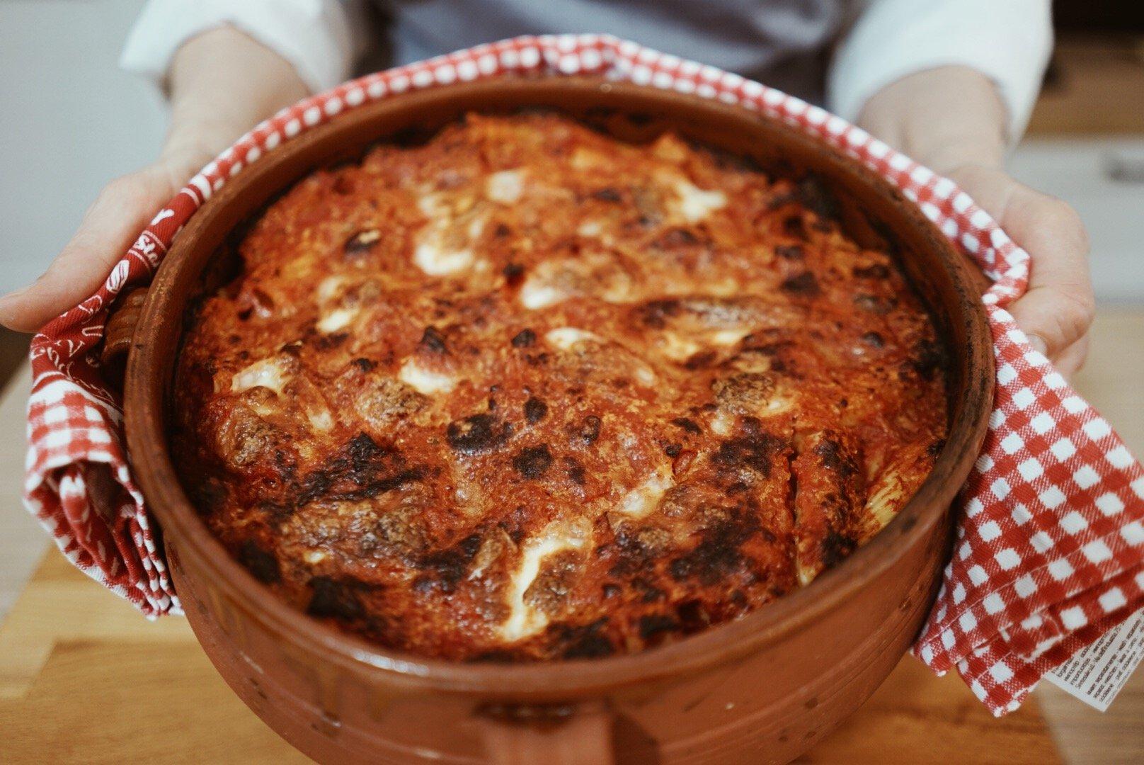 Pasta al forno ricetta perfetta