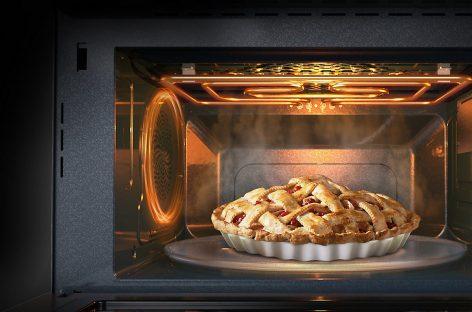 Samsung MC32K7055CK – Miglior forno a microonde smart 2019