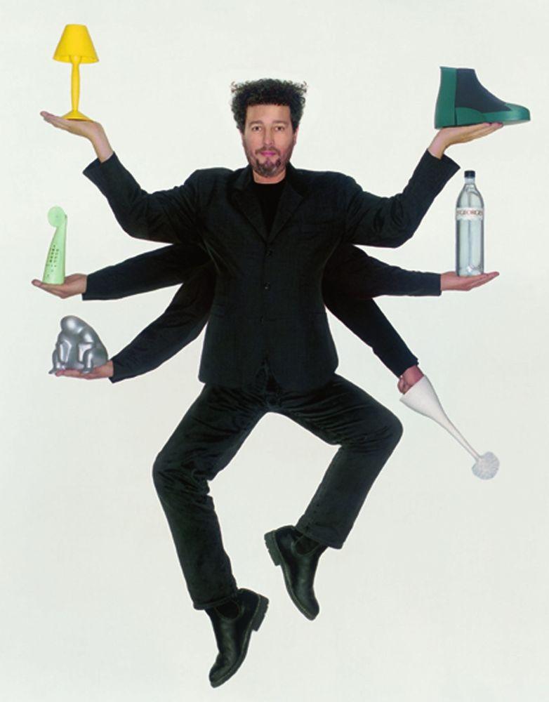 Sedia Philippe Starck