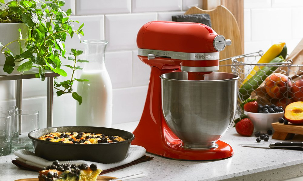 planetaria KitchenAid mini