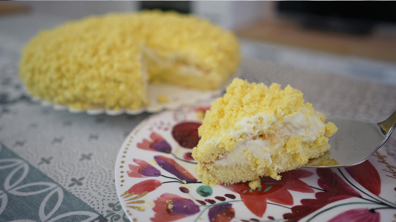 torta mimosa ricetta