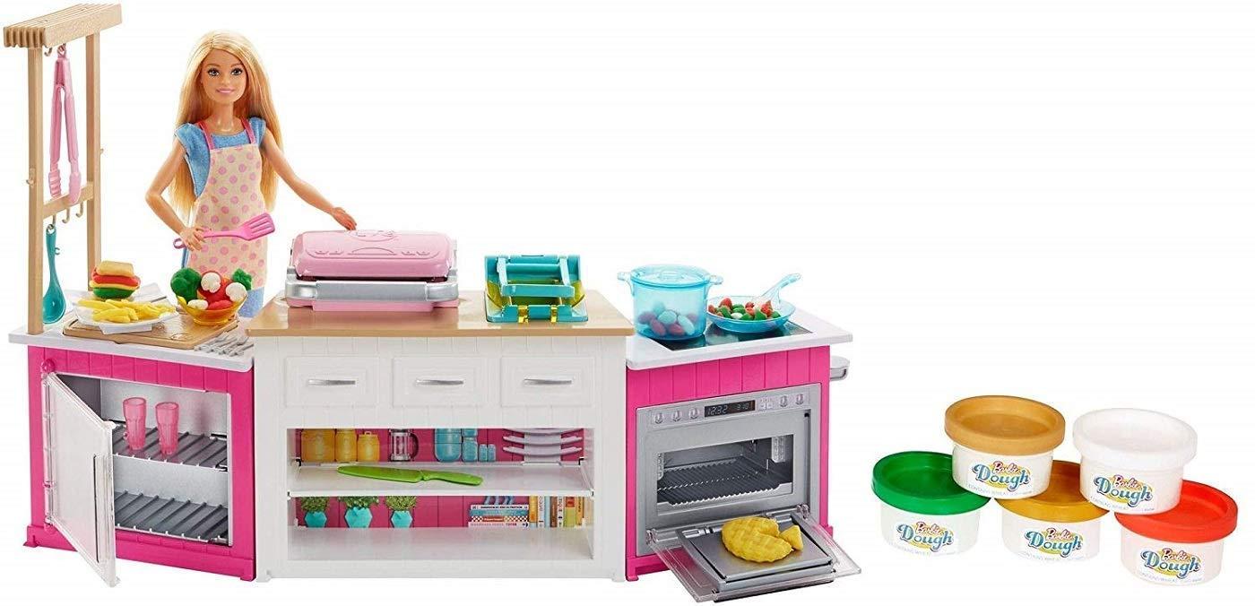 nuova cucina di Barbie