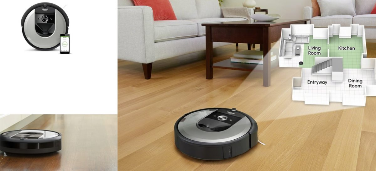 Nuovo Roomba iRobot i7