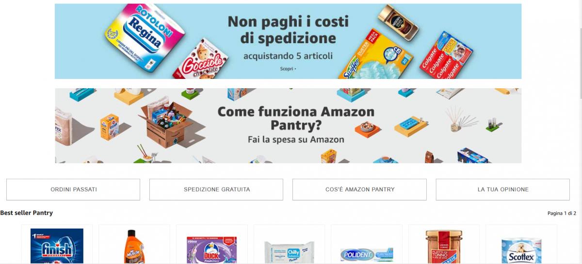 7 APP per fare la spesa online ( anche nel Sud Italia e in