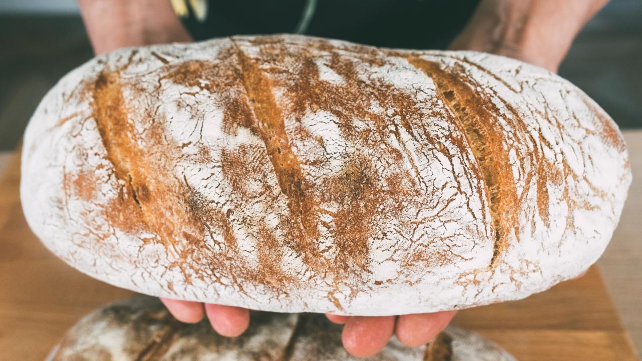 pane fatto in casa facile