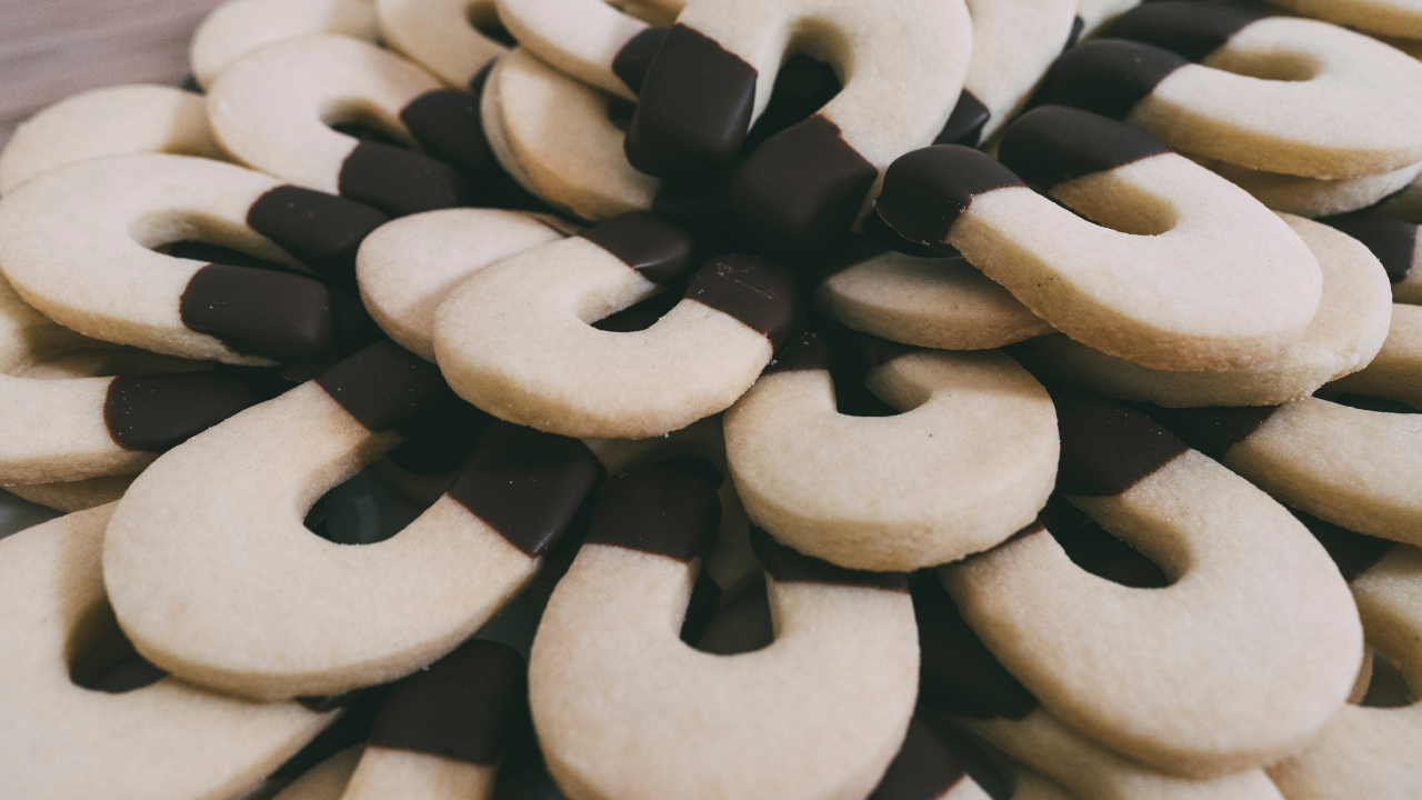 biscotti a forma di ferro di cavallo ricetta