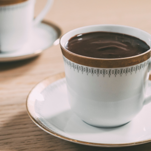 come si fa la cioccolata calda densa in casa