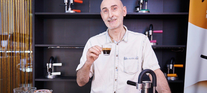 Caffettiera Kamira recensione