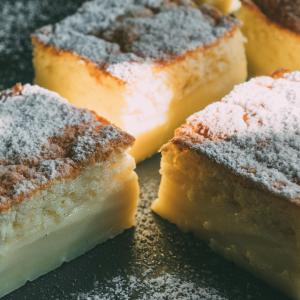 ricetta della torta magica