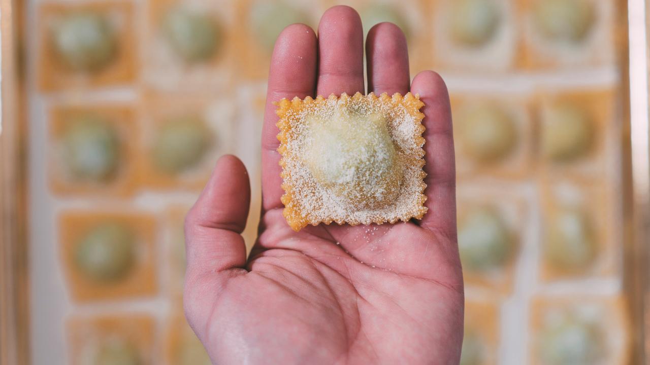 come si fanno i ravioli ricetta italiana