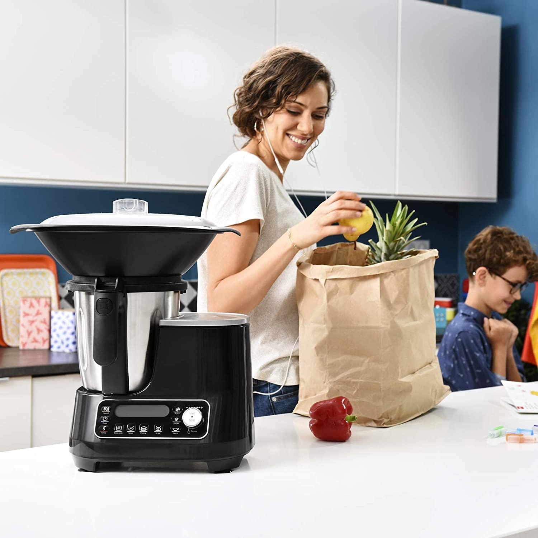 robot da cucina piccolo