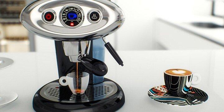 recensione macchinetta del caffè Illy iperespresso