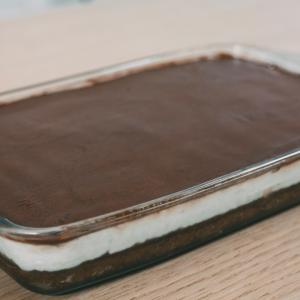 torta al cioccolato in 10 minuti