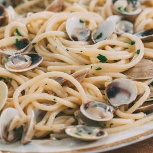 spaghetti alle vongole ricetta