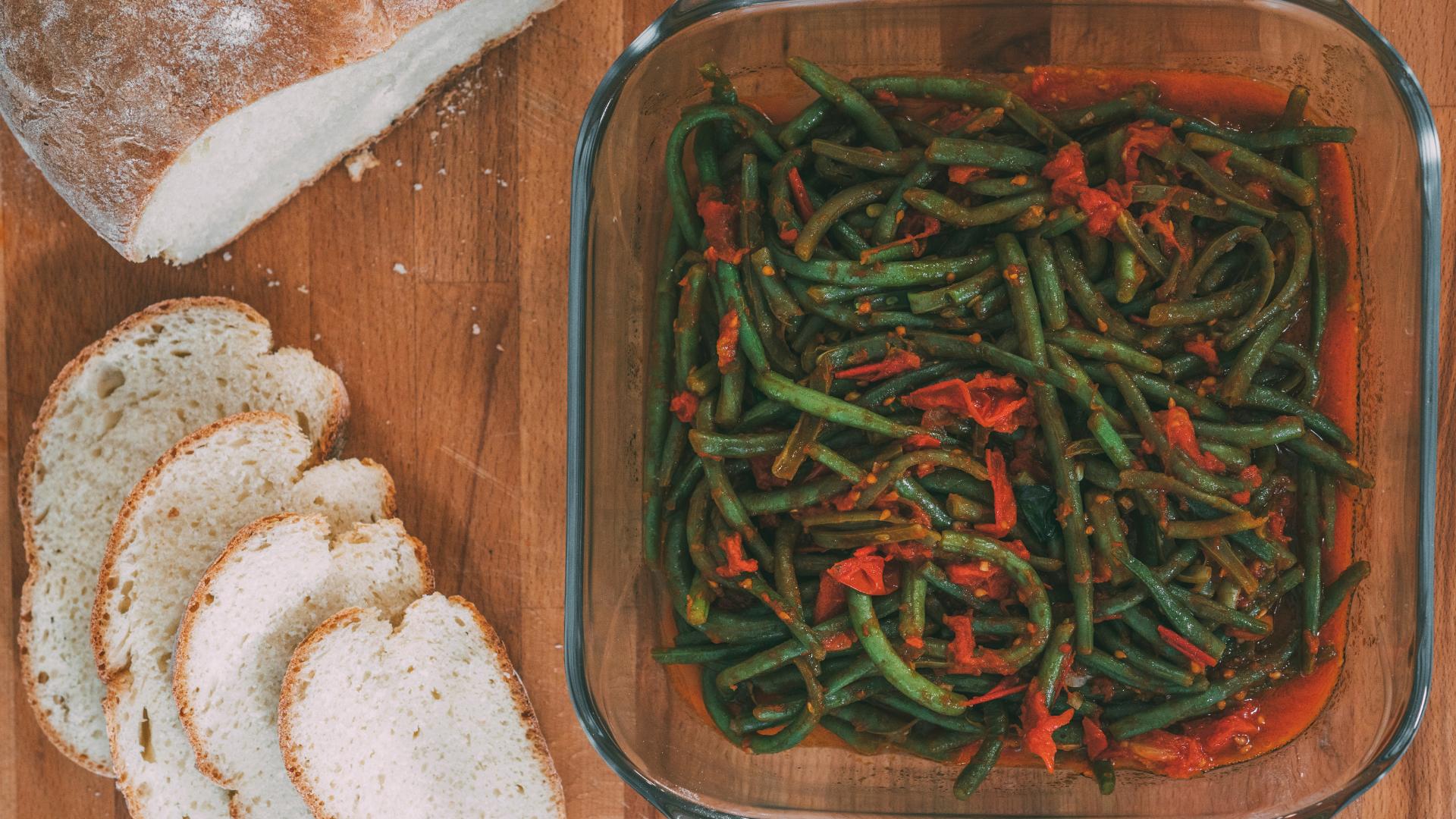 fagiolini al pomodoro ricetta