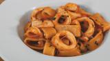 Calamarata, la ricetta classica