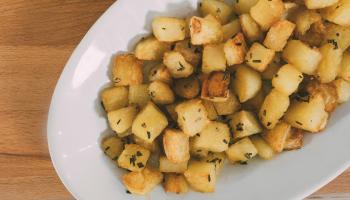 Patate al forno croccantissime fuori e morbidissime dentro