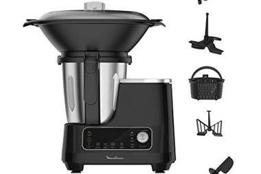 Moulinex Click Chef: Il robot da cucina più piccolo