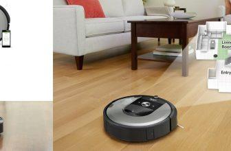 Il nuovo robot aspirapolvere Roomba 2021
