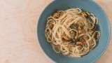 Spaghetti con le cozze